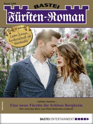 cover image of Fürsten-Roman 2568--Adelsroman