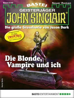 cover image of John Sinclair 2148--Horror-Serie