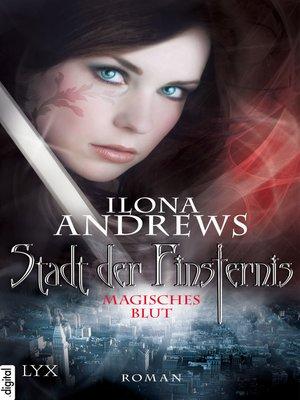 cover image of Stadt der Finsternis--Magisches Blut