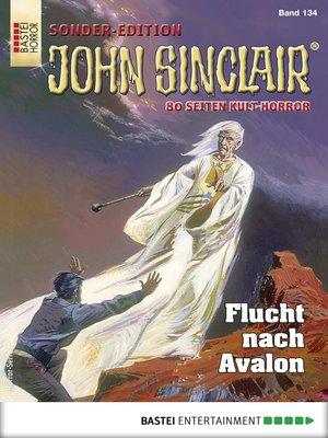 cover image of John Sinclair Sonder-Edition 134--Horror-Serie