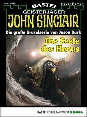 cover image of John Sinclair--Folge 1915