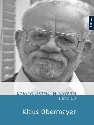 cover image of Komponisten in Bayern. Band 63