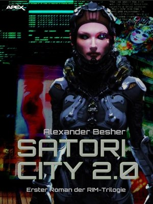 cover image of SATORI CITY 2.0