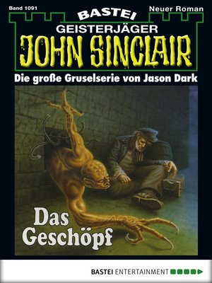 cover image of John Sinclair--Folge 1091