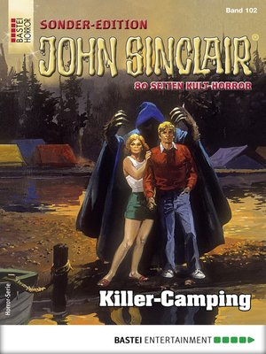 cover image of John Sinclair Sonder-Edition 102--Horror-Serie