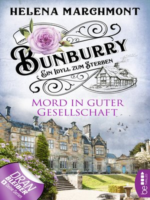 cover image of Bunburry--Mord in guter Gesellschaft