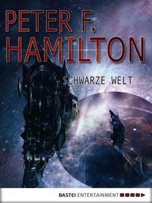 cover image of Schwarze Welt