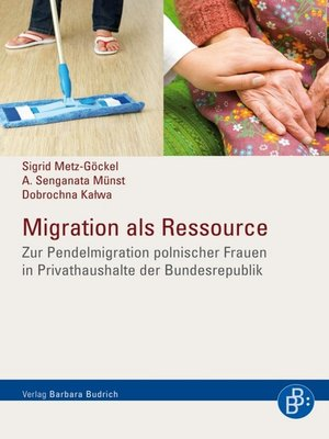 cover image of Migration als Ressource