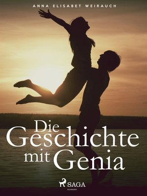 cover image of Die Geschichte mit Genia