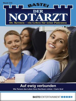 cover image of Der Notarzt--Folge 254