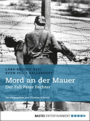cover image of Mord an der Mauer