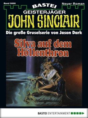 cover image of John Sinclair--Folge 668