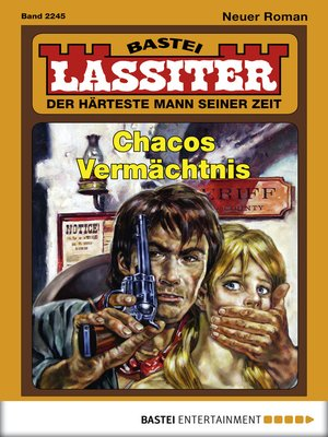 cover image of Lassiter--Folge 2245