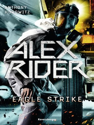 cover image of Alex Rider 4