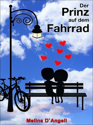 cover image of Der Prinz auf dem Fahrrad