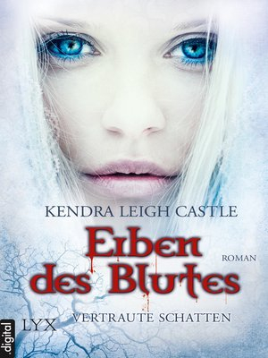 cover image of Erben des Blutes--Vertraute Schatten
