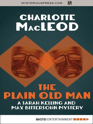 cover image of The Plain Old Man