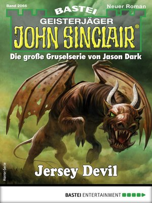 cover image of John Sinclair 2066--Horror-Serie