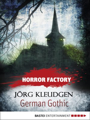 cover image of Horror Factory--German Gothic
