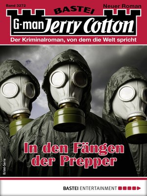 cover image of Jerry Cotton 3272--Krimi-Serie