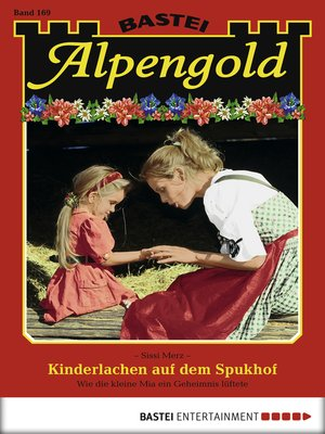 cover image of Alpengold--Folge 169
