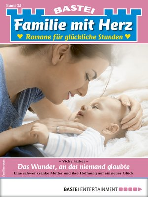 cover image of Familie mit Herz 35--Familienroman