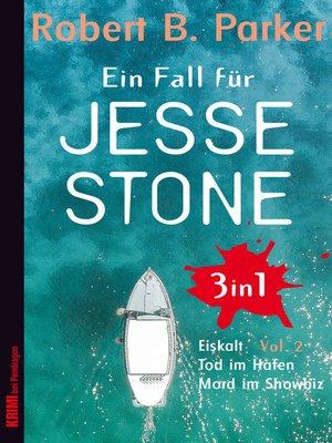 cover image of Ein Fall für Jesse Stone BUNDLE (3in1) Volume2