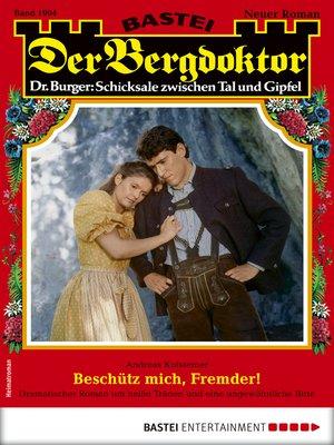 cover image of Der Bergdoktor 1994--Heimatroman