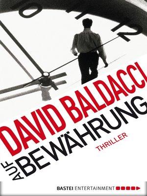 cover image of Auf Bewährung