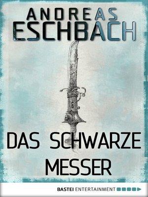cover image of Das schwarze Messer
