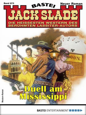 cover image of Jack Slade 873--Western