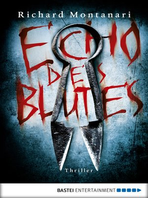 cover image of Echo des Blutes