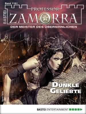 cover image of Professor Zamorra 1161--Horror-Serie
