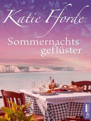 cover image of Sommernachtsgeflüster