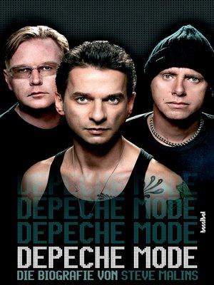 cover image of Depeche Mode--Die Biografie