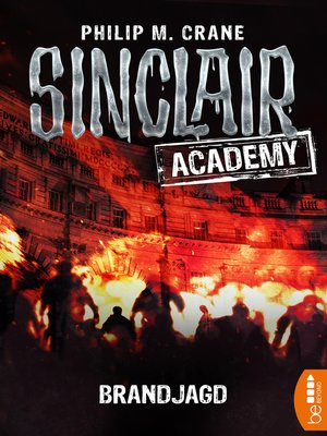 cover image of Sinclair Academy--12