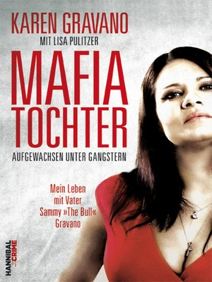 cover image of Mafiatochter--Aufgewachsen unter Gangstern