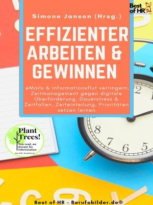 cover image of Effizienter Arbeiten & Gewinnen