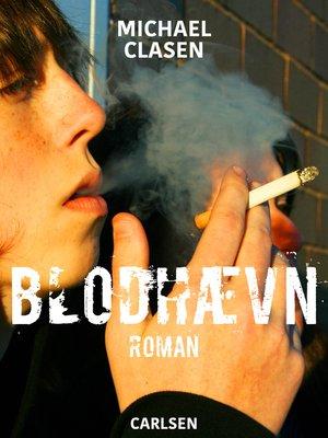 cover image of Blodhævn