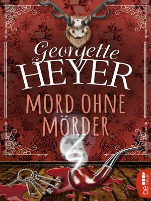 cover image of Mord ohne Mörder