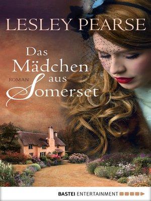 cover image of Das Mädchen aus Somerset