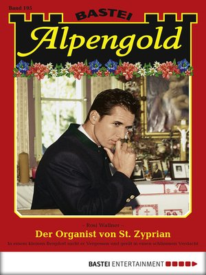cover image of Alpengold--Folge 195