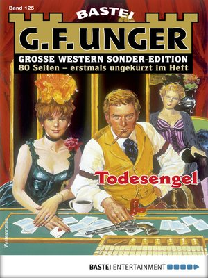 cover image of G. F. Unger Sonder-Edition 125--Western