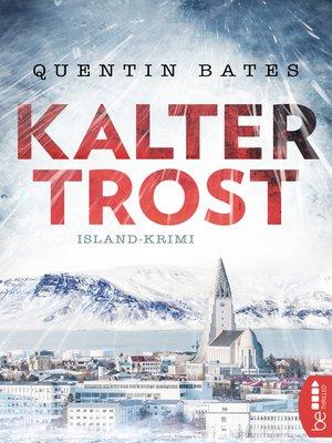 cover image of Kalter Trost