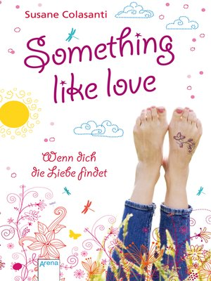 cover image of Something like love