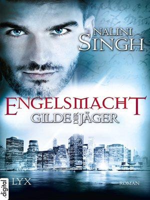 cover image of Gilde der Jäger--Engelsmacht