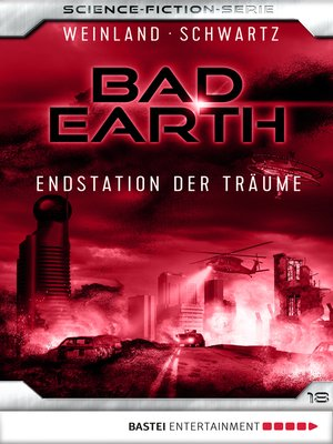 cover image of Bad Earth 18--Science-Fiction-Serie