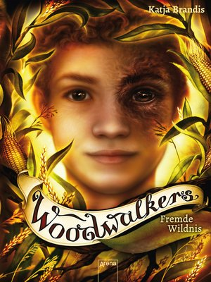 cover image of Woodwalkers (4). Fremde Wildnis