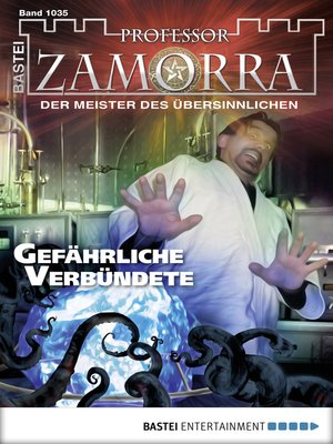 cover image of Professor Zamorra--Folge 1035