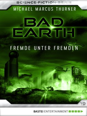 cover image of Bad Earth 19--Science-Fiction-Serie